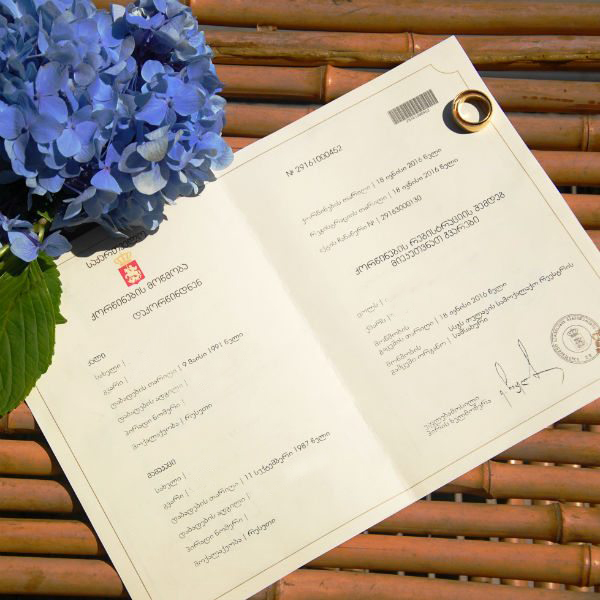 Паспорт по любви: Гражданство через брак с гражданином Грузии