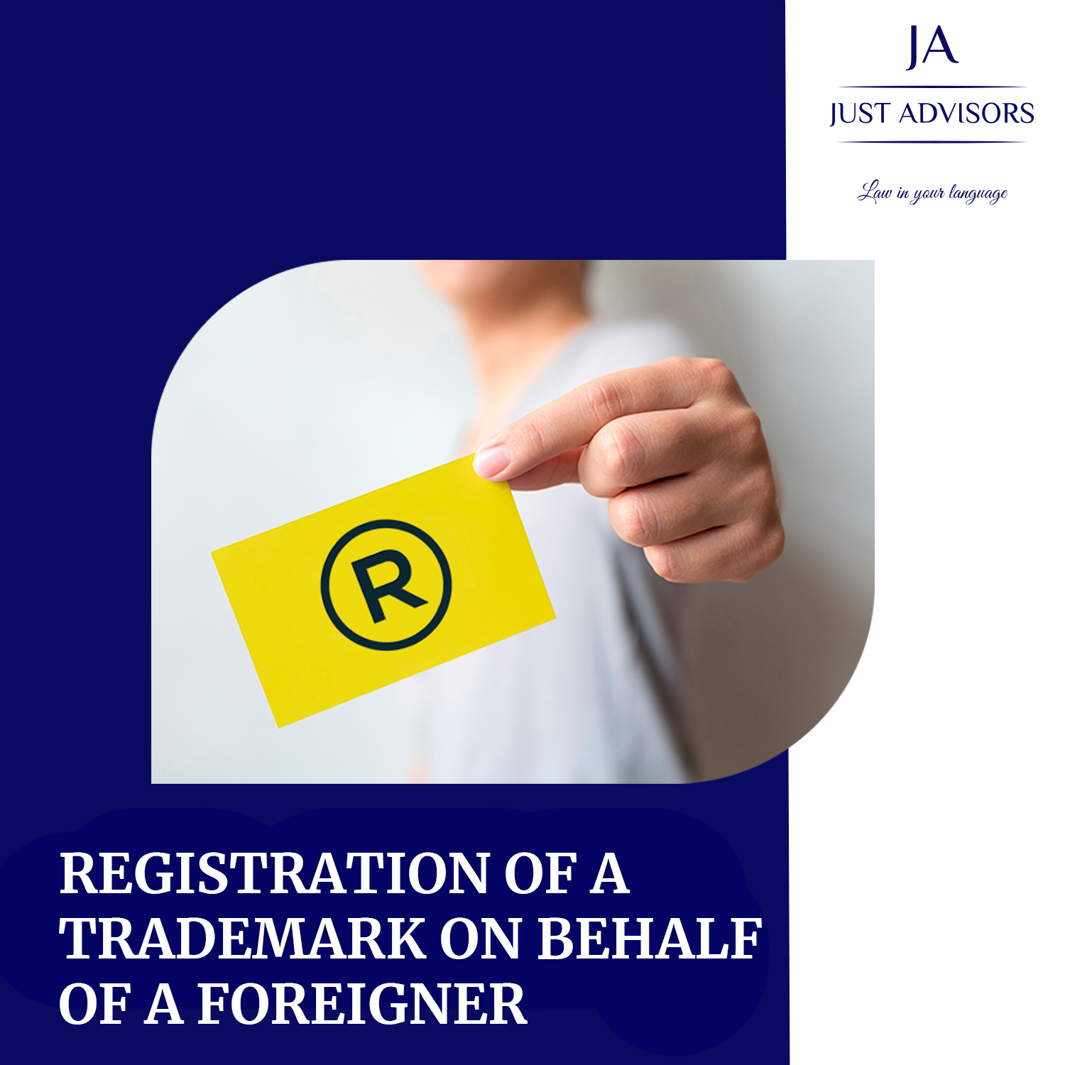Registration of a trademark on behalf of a foreigner. Is it possible to include in the trademark designations of historical place names